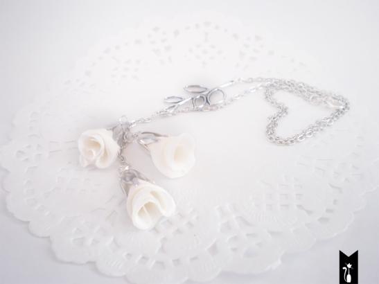 White silk color option